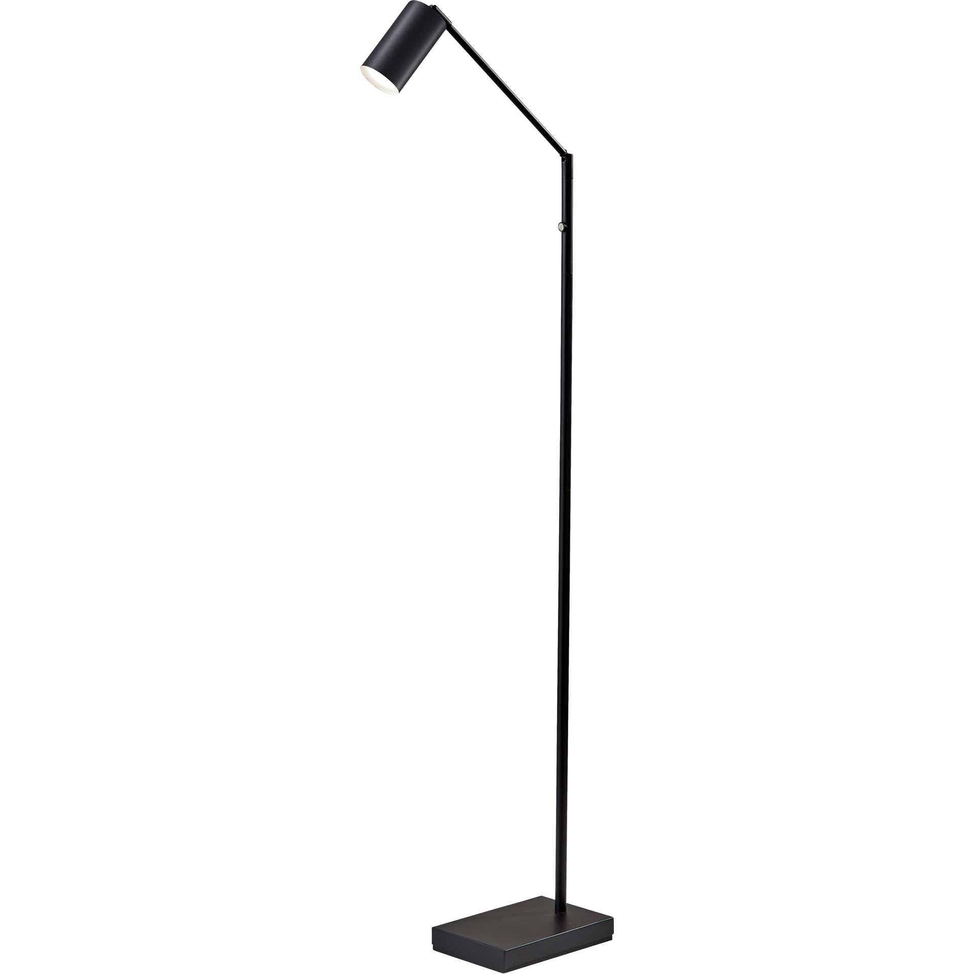 Colmar LED Floor Lamp Black