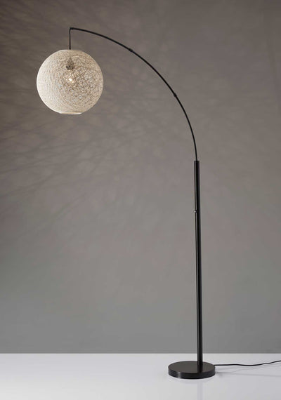 Harstad Arc Lamp Bronze