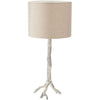 Calais Tree Branch Table Lamp Nickel