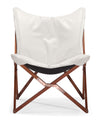 Danielson Lounge Chair White