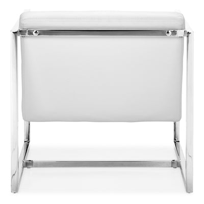 Chaplin Chair White