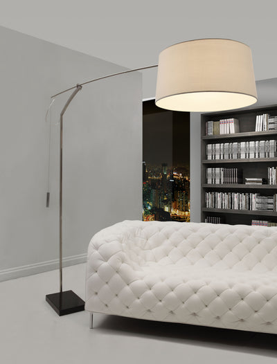 Bay City Floor Lamp Beige
