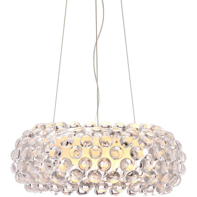 Solaris Ceiling Lamp Clear
