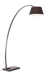 Vale Floor Lamp Black