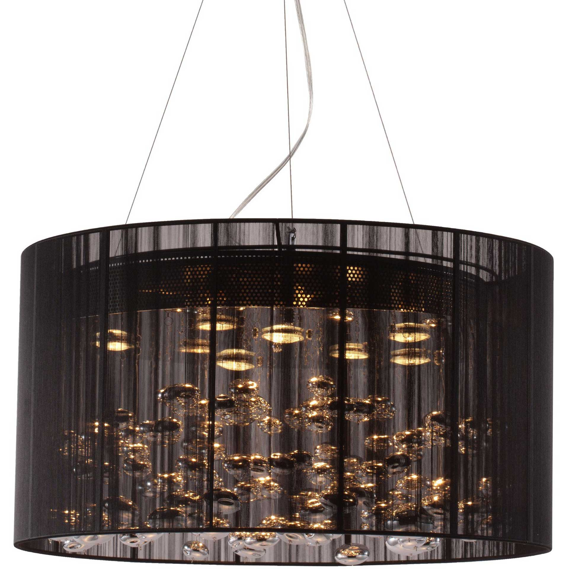 Schouwen Ceiling Lamp Black