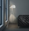 Siri Floor lamp White