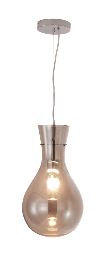 Neder Ceiling Lamp Smoked