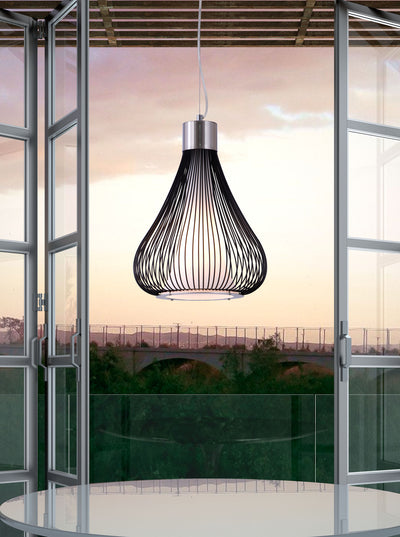 Stellar Ceiling Lamp Black