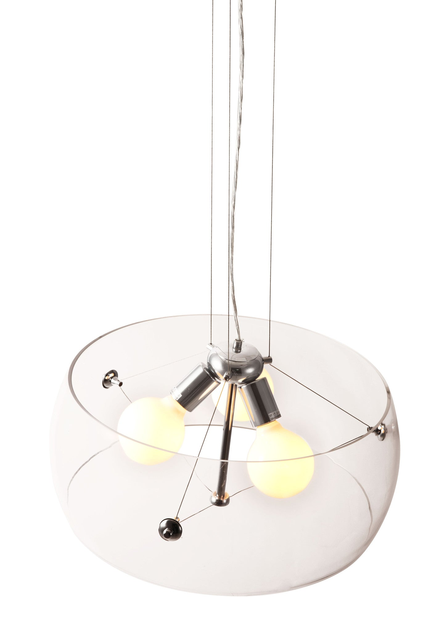 Aalten Ceiling Lamp Clear