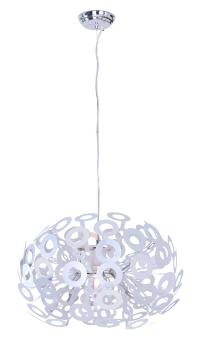 Phase Ceiling Lamp Aluminum