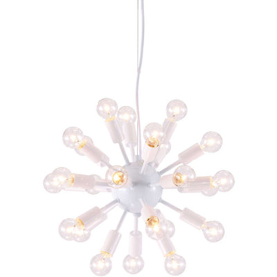 Peel Ceiling Lamp White