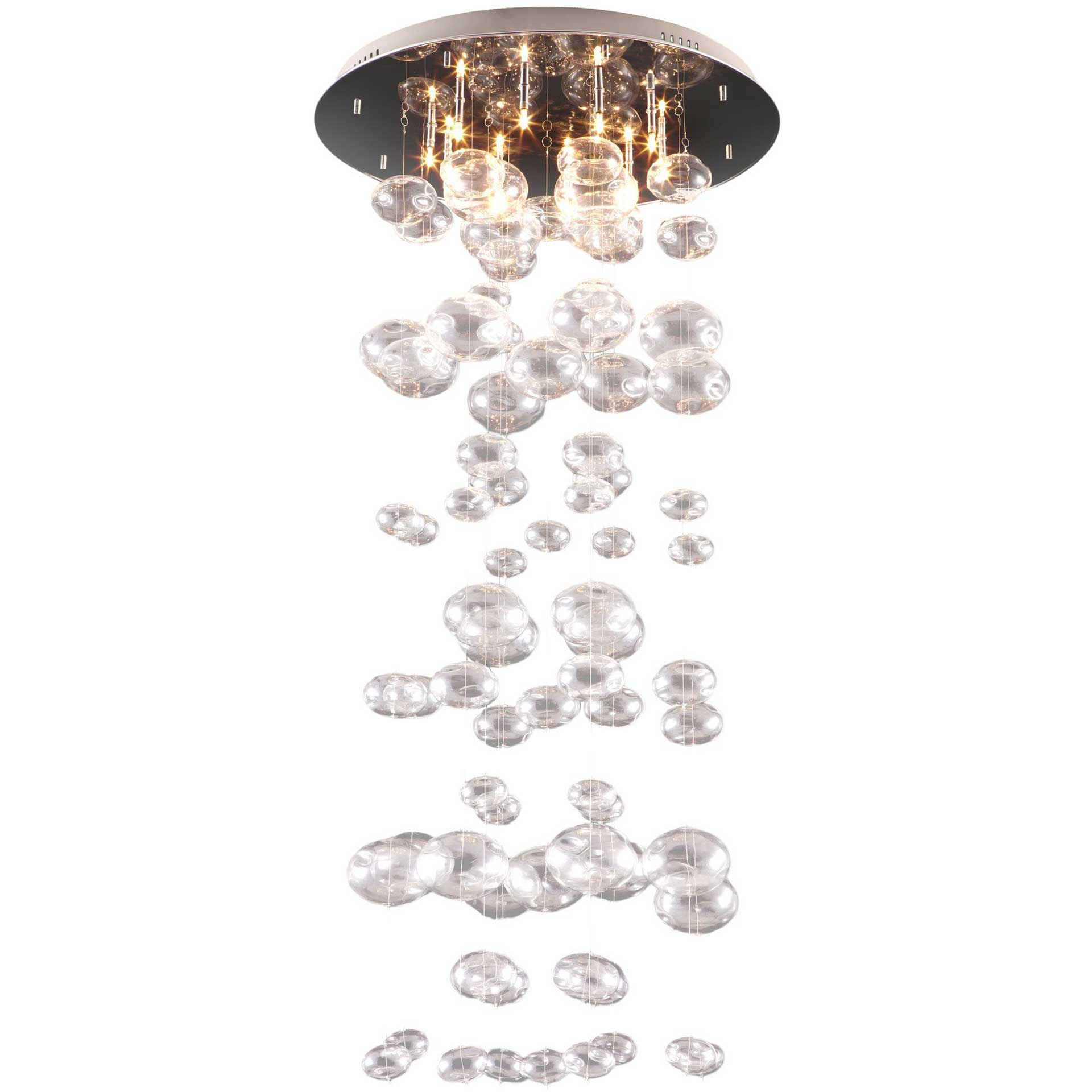 Izola Ceiling Lamp Clear