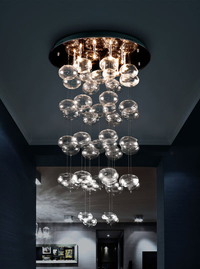 Vaals Ceiling Lamp Clear