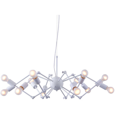 Schermer Ceiling Lamp White