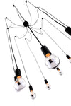 Friesland Ceiling Lamp Black