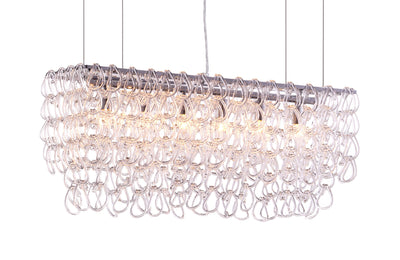 Javits Ceiling Lamp Clear