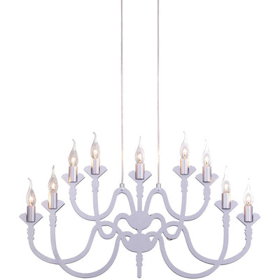 Superior Ceiling Lamp Silver