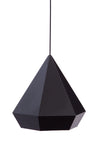 Prism Ceiling Lamp Black