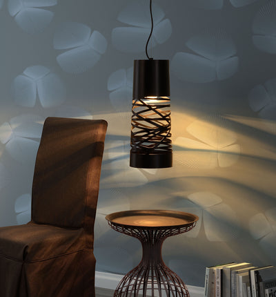 Helios Ceiling Lamp Black