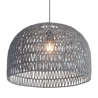 Pasadena Ceiling Lamp Gray