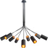 Ambience Ceiling Lamp Black