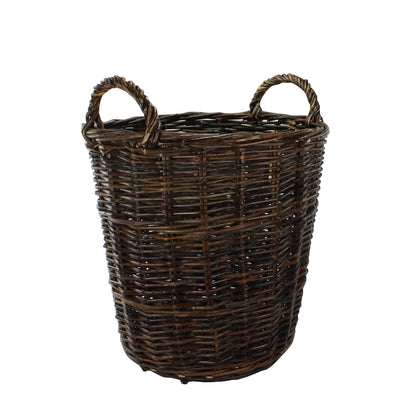 Orchard Willow Round Basket (Set of 2)