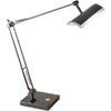 Clements Desk Lamp Black Nickel