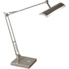 Clements Desk Lamp Brushed Steel