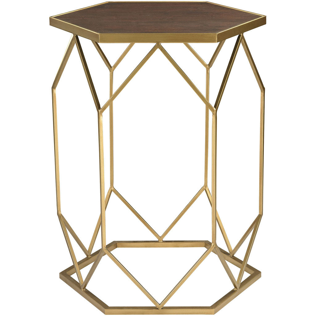Klein Hexagon Side Table