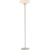 Hale Floor Lamp White
