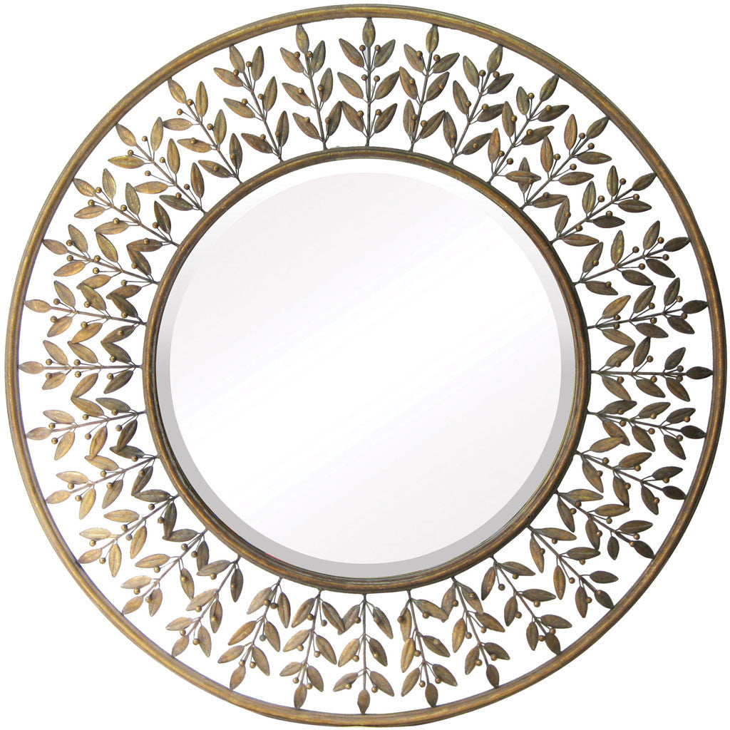 Abbey Beveled Mirror
