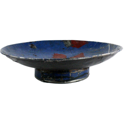 Reclaimed Metal Bowl Small