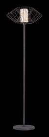 Tamra Floor Lamp Rust