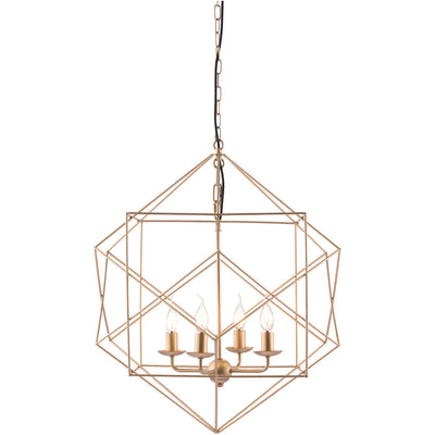 Phase Ceiling Lamp Gold