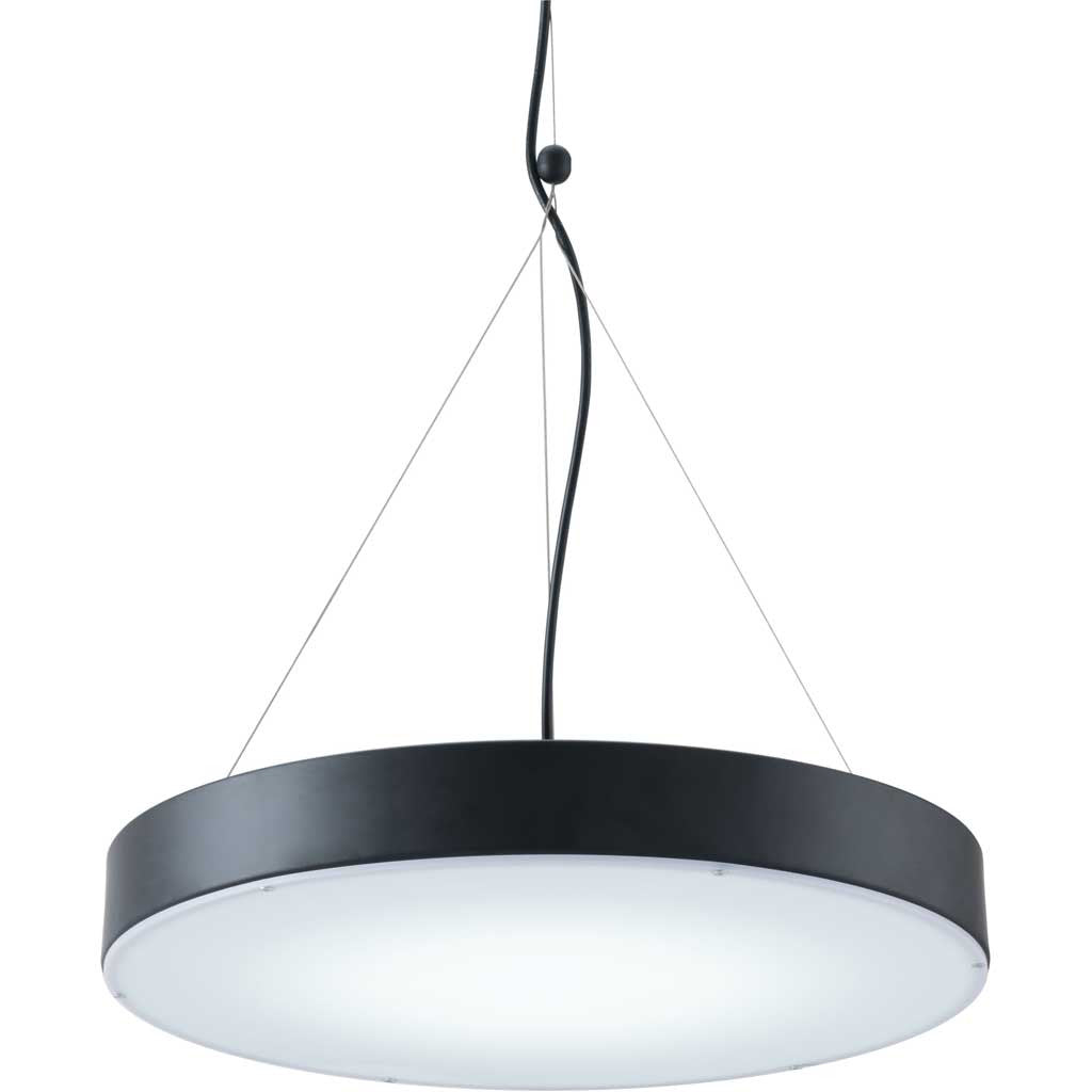 Aberdeen Ceiling Lamp Matte Black