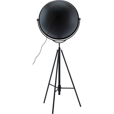 Vista Floor Lamp Antique Black