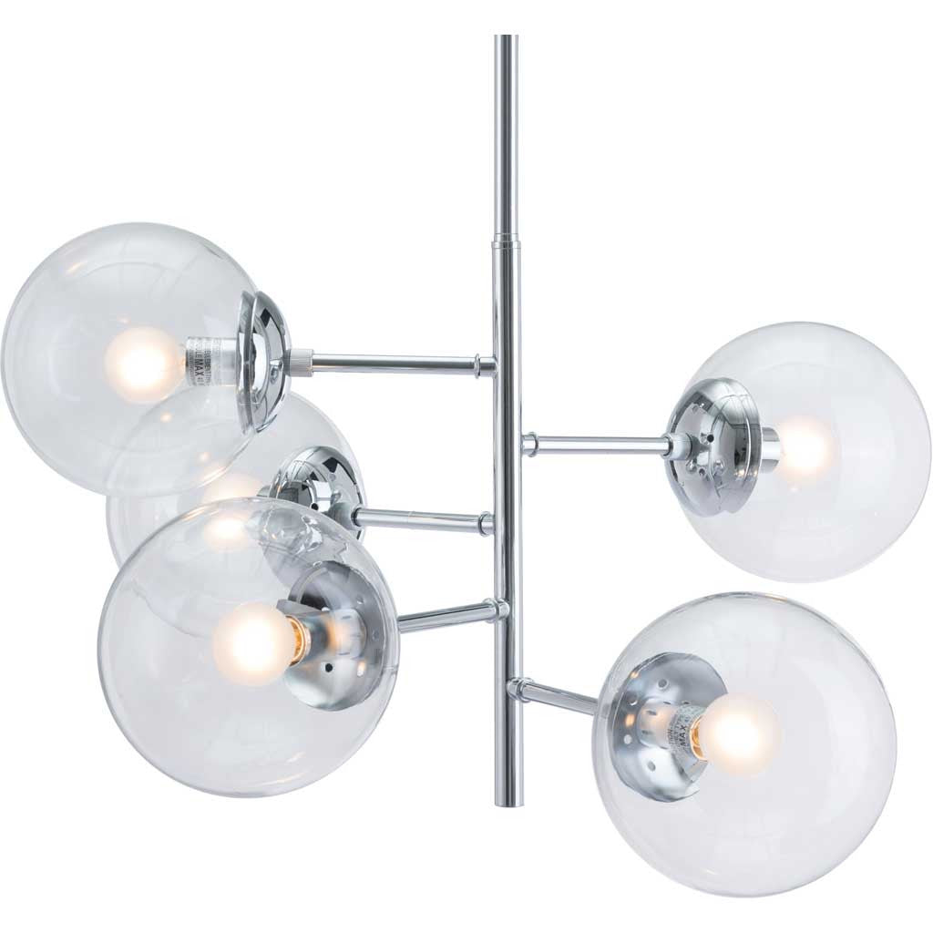 Somerset Ceiling Lamp Chrome