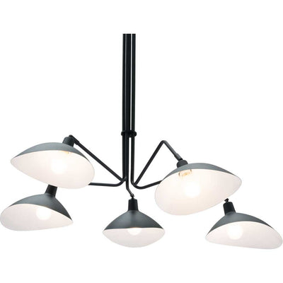 Dinsdale Ceiling Lamp Black