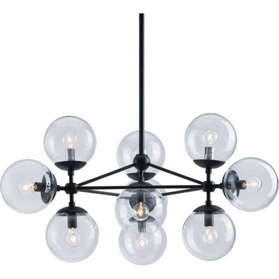 Berkeley Ceiling Lamp Black