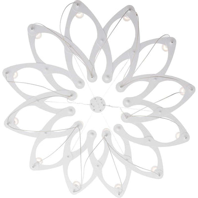 Scenery Ceiling Lamp White