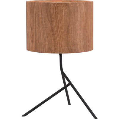 Shaw Table Lamp Brown