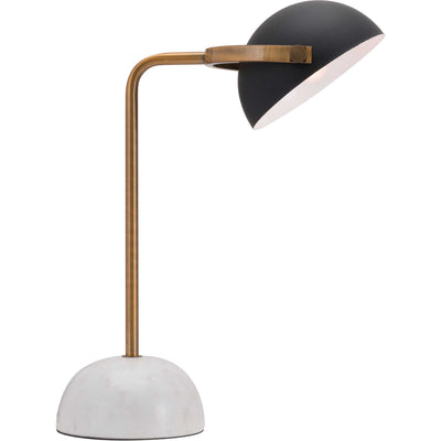 Italy Table Lamp  Black