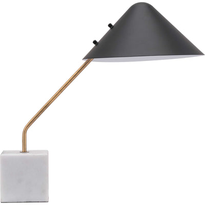 Pyke Table Lamp Black