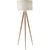 Dictation Floor Lamp Natural Wood