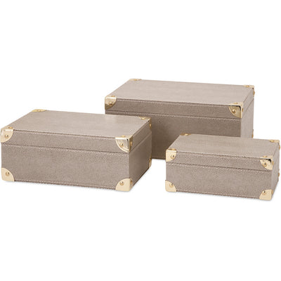 Ballard Storage Boxes (Set of 3)