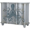 Grove Octopus Chest Silver Leaf/Blue