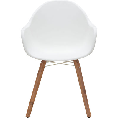 Timothy Dining Chair White (Set of 4)