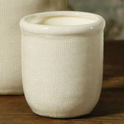 Tang Small Cachepot White