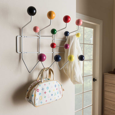 Peace Coat Hanger Multi-Colored