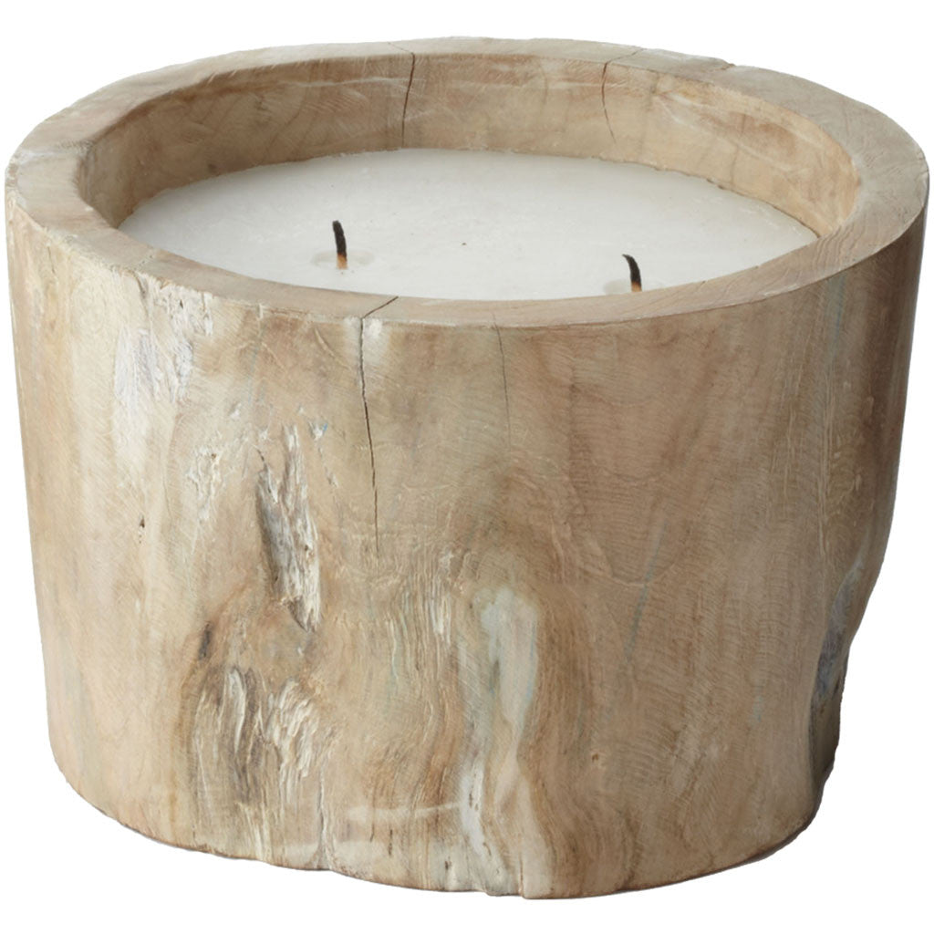 Claus Pepper Log Candle Short